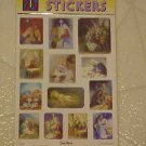 BRAND NEW 52 TOTAL 13 UNIQUE BIRTH OF JESUS CHRIST STICKERS