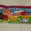 NEW Childrens Angry Birds Red Bird Toothbrush Travel Kit Case & Cap Dental Care