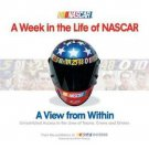 BRAND NEW HARD COVER BOOK A WEEK IN THE LIFE Of NASCAR BY BRIAN FRANCE