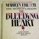 Vintage Paperback Book The Bleeding Heart Marilyn French Novel Romance Hearbreak
