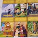 6 New Books Little Women Treasure Island Moby Dick Secret Garden Tom Sawyer