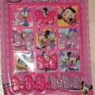 New Disney Minnie Mouse Daisy Duck Bow-Tique Pink & Purple Tic Tac Toe Game