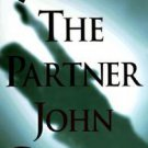 HARDCOVER BOOK THE PARTNER BY JOHN GRISHAM SUSPENSE THRILLER REAL PAGE TURNER