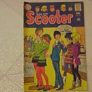 VINTAGE COMICS SILVER AGE SWING WITH SCOOTER NO. 13 DC COMIC BOOK 1968