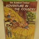 OLD KIDDY BOOK 1961 BOBBSEY TWINS SERIES ADVENTURE IN THE COUNTRY