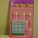 BRAND NEW FUN EASTER BUNNY TIC TAC TOE GAME