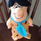 "Flintstones Plush Fred Flintstone 13"" Hanna Barbera National Entertainment"