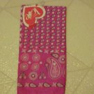 New Bandana Pink White Heart Paisley Skull Cap Doo Du Rag Cancer Scarf Dog Cat