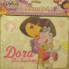 Mouse Pad New Dora the Explorer & Boots Computer Accessory Nickelodeon Cartoon
