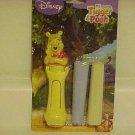 Brand New Disney Winne The Pooh 2 Pieces Sidewalk Chalk & Holder Topper