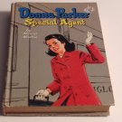 Vintage Childrens Book Donna Parker Special Agent Marcia Martin Whitman 1957