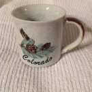 Colorado Hummingbird Feeding Babies in Nest Ceramic 8 Oz Coffee Mug Cup