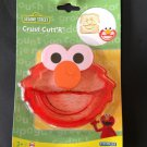 New Crust Sandwich Cutter Sesame Street Elmo Shaped Red Pancake Kitchen Utensil