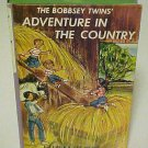 Old Vintage HC Childrens Book 1961 Bobbsey Twins Series Adventure In The Country