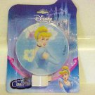 New Disney Princess Cinderella Blue Safety Rotary Shade Electric Night Light