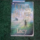 Lacy by Diana Palmer Paperback Book Romance Novel 1920s Texas Drama Love