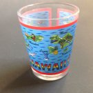 Shotglass Souvenir Hawaii Hawaiian Islands Maui Oahu Shot Glass Barware Liquor