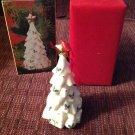 Christmas Tree Ornament Porcelain Formalities Baum Brothers in Original Box