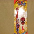 New Marvel Comic Character Super Hero Spider-man Toothbrush & Case Travel Kit