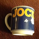 Coffee Tea Mug Jock Cup Not To Be Worn Sports Running Jogging Track
