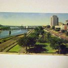 Vintage Postcard Post Card View of Kellogg Boulevard St. Paul Minnesota Unused