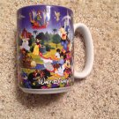 Coffee Tea Mug Walt Disney World Grandmama 12 oz Souvenir Princess Mickey Lion