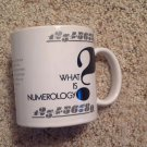 Coffee Tea Mug What Is Numerology Science Numbers Horoscope 12 oz Porcelain
