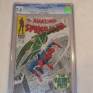 Amazing Spider-Man #64 CGC 7.0