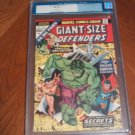 Giant-Size Defenders #1 CGC 8.5