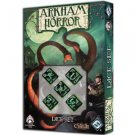 Arkham Horror Dice Set Black/Green (5d6) [Ships free]