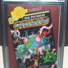 Crisis on Infinite Earths #1 CGC 9.6 Chromium Edition [Ships free]