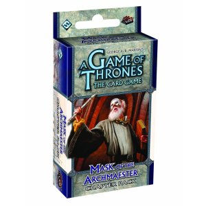 A Game of Thrones LCG: Mask of the Archmaester [Ships free]
