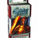 A Game of Thrones LCG: Rituals of R&#39;Hllor [Ships free]