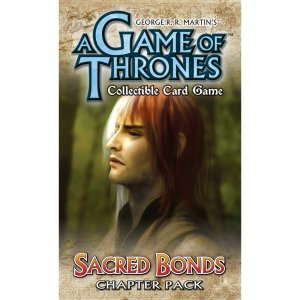 A Game of Thrones LCG: Sacred Bonds [Ships free]