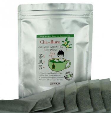 Japanese Green Tea Bath Packs