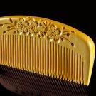 Japanese Tsuge Wood Comb