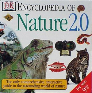 DK Encyclopedia of Nature v.2.0 - NEW - FREE Shipping - XP Compatible