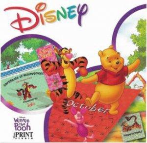 DISNEY'S Winnie The Pooh Print Studio - NEW - FREE Shipping -