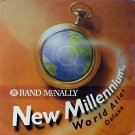 Rand McNally New Millennium World Atlas Deluxe CD-ROM - NEW - FREE Shipping