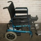 Invacare Action 9000 Power wheelchair Electric WHEELCHAIR Storm Series EC