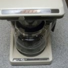 Vintage Norelco Philips DIAL-a-BREW 10-Cup Drip Coffee Maker Classic Retro Look