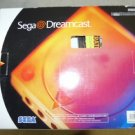 SEGA DREAMCAST System console with Games Extras in Box EC