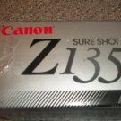 Canon Sure Shot Z135 - Point & Shoot Zoom Camera - 35mm - lens: 38 - 135  mm