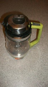 Vintage JC PENNEY (by PROCTOR SILEX) 2615 Glass Electric Coffee Percolator 60s
