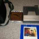 RARE Polaroid Instant Top End Spectra Camera + Film Case Quintic f10/125mm Lens
