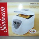 New Sunbeam Breadmaker Homemade Bread Maker Machine