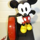 Mickey Mouse Disney Standing Touch Tone Trimline Phone