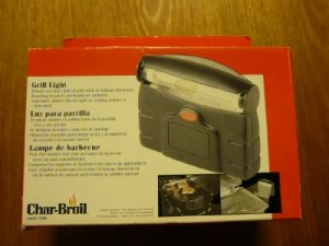 NEW Char-Broil BBQ Grill Light Light where You Cook NIB