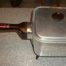 VINTAGE ANTIQUE Nesco Cookryte Electric Cooker pan w Temperature Control Handle