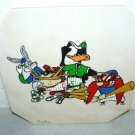 Looney Tunes Baseball Tile Bugs Bunny Taz Y.Sam Daffy